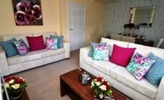Stourport Road show home